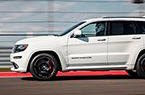 2015 GRAND CHEROKEE SRT ACCELERATION TH